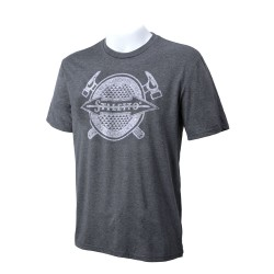 Unisex Stiletto Vintage Gray T-Shirt